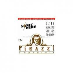 Pirastro Pirazzi Sonic Wire Extra Light Elektro Gitar Teli (09-40)