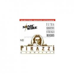 Pirastro Pirazzi Sonic Wire Light Elektro Gitar Teli (09-42)