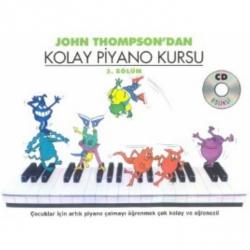 Porte John Thompson Kolay Piyano Kursu 3