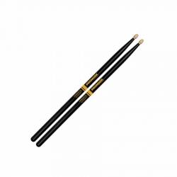 Promark 5A Forward ActiveGrip Acorn Baget (siyah)