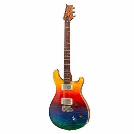 PRS Al Di Meola Signature 10 Top Pattern Regular Elektro Gitar<br>Fotoğraf: 1/1
