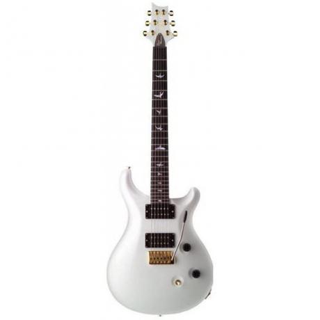 PRS Dave Navarro Signature Elektro Gitar (Jet White)<br>Fotoğraf: 1/1
