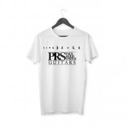 Prs Logo T-Shirt (Beyaz)