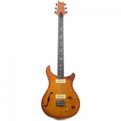 PRS SE 277 Semi-Hollow Soapbar Elektro Gitar (Vintage Sunburst)