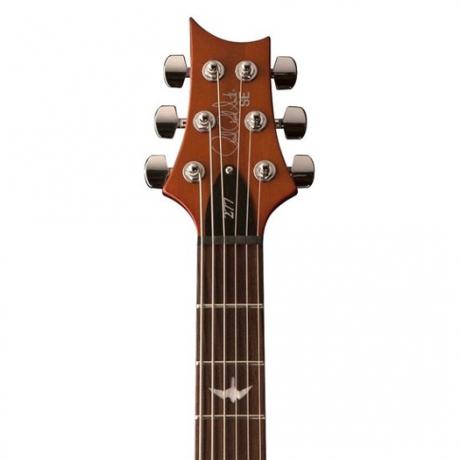 PRS SE 277 Semi-Hollow Soapbar Elektro Gitar (Vintage Sunburst)<br>Fotoğraf: 4/4