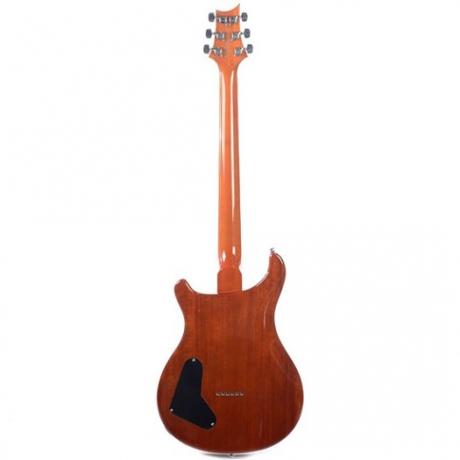 PRS SE 277 Semi-Hollow Soapbar Elektro Gitar (Vintage Sunburst)<br>Fotoğraf: 2/4