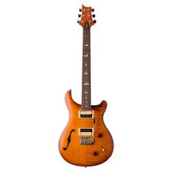 PRS SE Custom 22 Semi-Hollow Body Elektro Gitar (Vintage Sunburst)