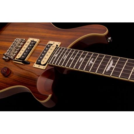 PRS SE Custom 24 Elektro Gitar (Zebrawood)<br>Fotoğraf: 2/5