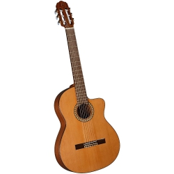 Prudencio Saez PS-50-C Cutaway Klasik Gitar