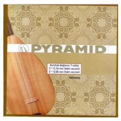 Pyramid 004/PBT Saz Teli (0,18)