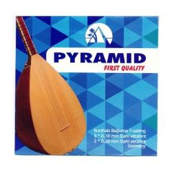 Pyramid 004/PPBT First Quality Kısa Sap Bağlama Teli