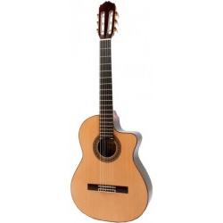 Raimundo Model 660E Sedir Cutaway Elektro Klasik Gitar