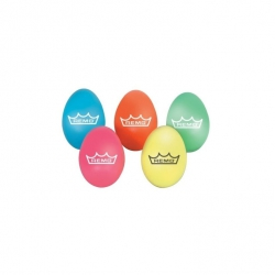 Remo 29-2427-03 Plastic Egg Shaker (Neon)