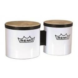 Remo 6 İnç/7 İnç  Beyaz Bongo