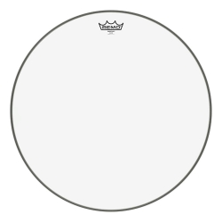 Remo Be-0320-00 Batter Emperor Clear 20 Inch Kick Derisi