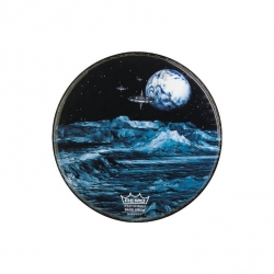 Remo Graphics Moon 20 Inch Kick Derisi