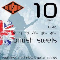 Rotosound BS10 Biritish Steels Elektro Gitar Teli (10-46)