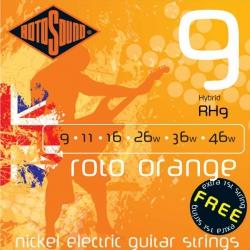 Rotosound RH9 Orange Elektro Gitar Teli (9-46)
