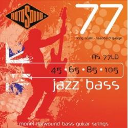 Rotosound RS77LD Jazz 4 Telli Bass Gitar Teli (45-105)