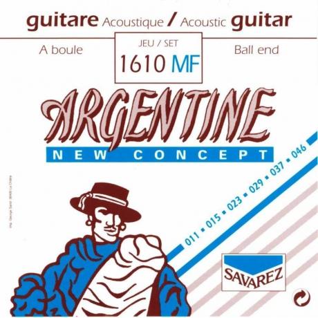 Savarez 1610MF Agentine Gipsy Jazz Gitar Teli (11-46)<br>Fotoğraf: 1/1
