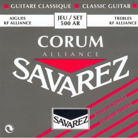 Savarez 500AR Alliance Corum Rouge Klasik Gitar Teli<br>Fotoğraf: 1/1