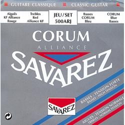 Savarez 500ARJ Alliance HT Classic Rouge Blue Klasik Gitar Teli