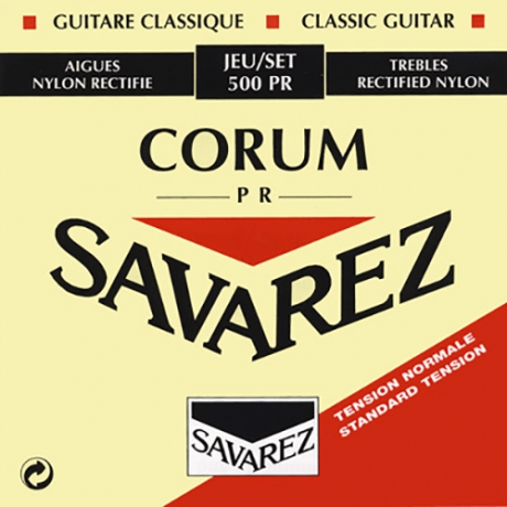 Savarez 500PR Normal Tension Klasik Gitar Teli<br>Fotoğraf: 1/1