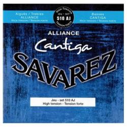 Savarez 510AJ Alliance Cantiga Klasik Gitar Teli (High Tension)