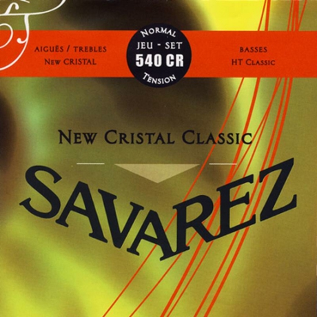 Savarez 540CR Normal Tension Klasik Gitar Teli<br>Fotoğraf: 1/1