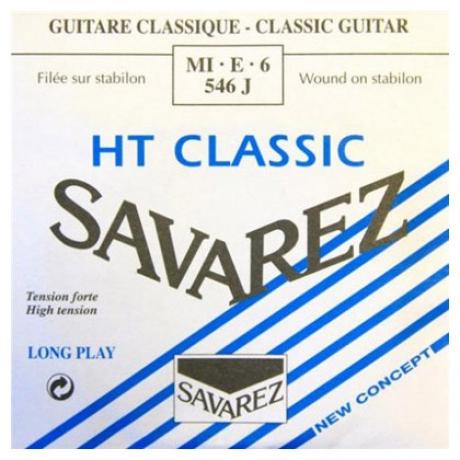 Savarez 546J High Tension Klasik Gitar Tek Tel (Mi)<br>Fotoğraf: 1/1