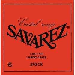 Savarez 570CR Cristal Rouge Klasik Gitar Teli