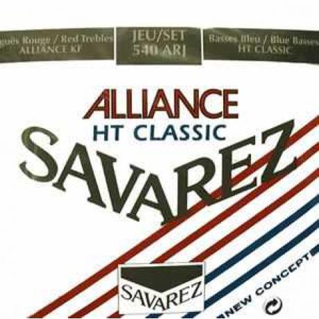 Savarez Alliance HT Classic Rouge Blue Klasik Gitar Teli<br>Fotoğraf: 1/1