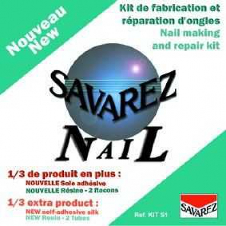 Savarez Kits1 Nail Kit Tırnak Kiti<br>Fotoğraf: 1/1