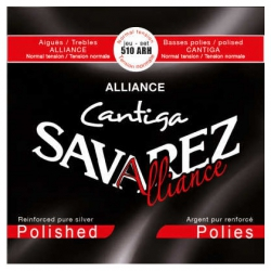 Savarez New Cristal Cantiga Polished Normal Tension Klasik Gitar Teli