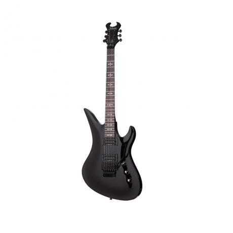 Schecter 197-E Synyster Gates Deluxe Elektro Gitar (Siyah)<br>Fotoğraf: 1/1