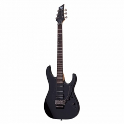 Schecter BANSHEE-6 FR SGR Elektro Gitar (Gloss Black)
