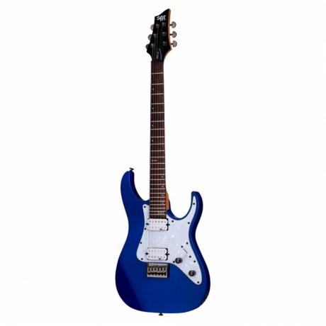 Schecter BANSHEE-6 SGR Elektro Gitar (Electric Blue)<br>Fotoğraf: 1/1