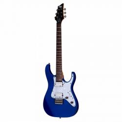 Schecter BANSHEE-6 SGR Elektro Gitar (Electric Blue)