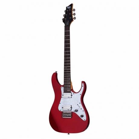 Schecter BANSHEE-6 SGR Elektro Gitar (Metallic Red)<br>Fotoğraf: 1/1