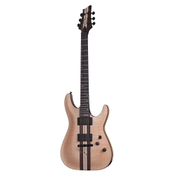 Schecter C-1 40. Yıl Özel Serisi Elektro Gitar (Natural Pearl)