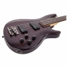 Schecter C-4 SGR Bas Gitar (Satin Walnut)<br>Fotoğraf: 2/4