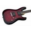 Schecter C-6 Plus Elektro Gitar (See-Thru Cherry Burst)<br>Fotoğraf: 2/7