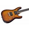 Schecter C-6 Plus Vintage Sunburst Elektro Gitar<br>Fotoğraf: 2/6