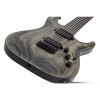 Schecter C-7 Apocalypse 7 Telli Elektro Gitar (Rusty Grey)<br>Fotoğraf: 2/4