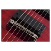 Schecter Demon-6 Elektro Gitar (Crimson Red Burst)<br>Fotoğraf: 4/5