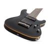 Schecter Demon-8 8 Telli Elektro Gitar (Aged Black Satin)<br>Fotoğraf: 2/4