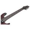 Schecter Hellraiser C-7 FR S 7 Telli Elektro Gitar (Black Cherry)<br>Fotoğraf: 5/6