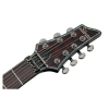 Schecter Hellraiser C-7 FR S 7 Telli Elektro Gitar (Black Cherry)<br>Fotoğraf: 6/6