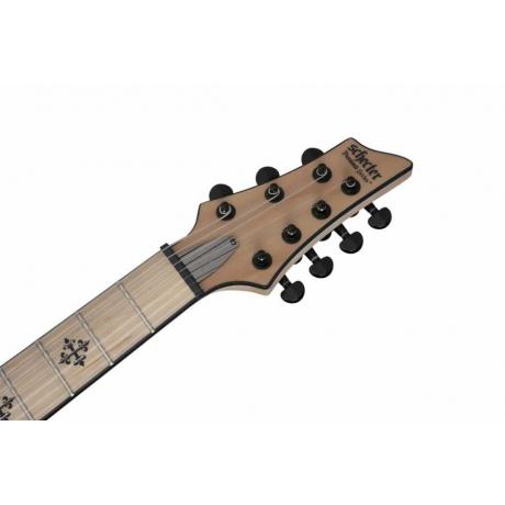 Schecter Jeff Loomis JL-7 BLK Elektro Gitar<br>Fotoğraf: 7/7