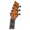 Schecter Keith Merrow KM-7 Elektro Gitar ( Lambo Orange)<br>Fotoğraf: 3/5